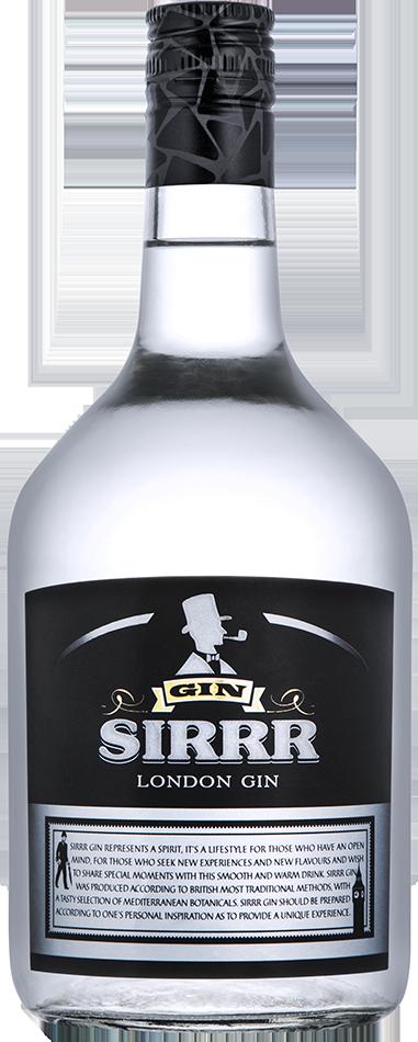 Gin SIRRR