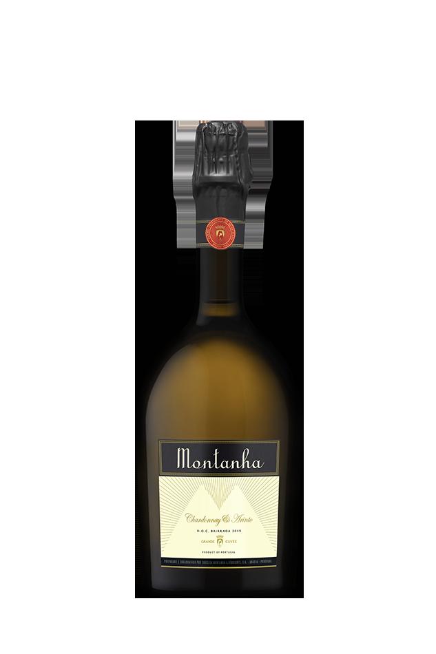 Montanha Chardonnay&Arinto Grande Cuvée 2015 Branco Bruto